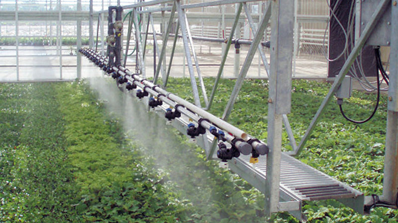 Irrigation Javvagreen Limited