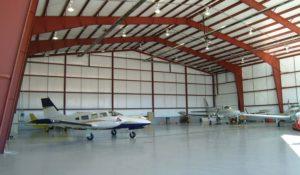 Aviation Steel Buildings