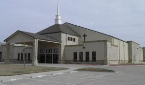 Religious Steel Buildings